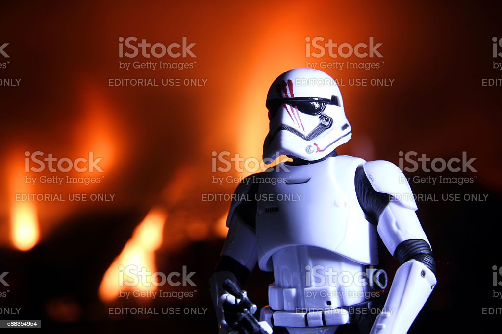 Moments of Crisis stock photo
