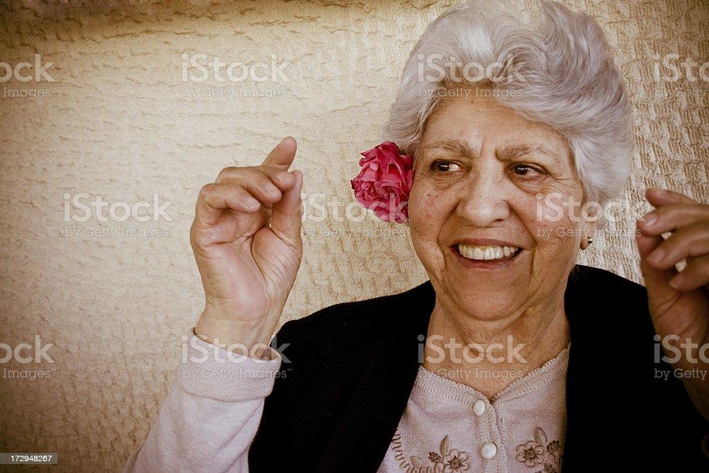 Moments of joy stock photo