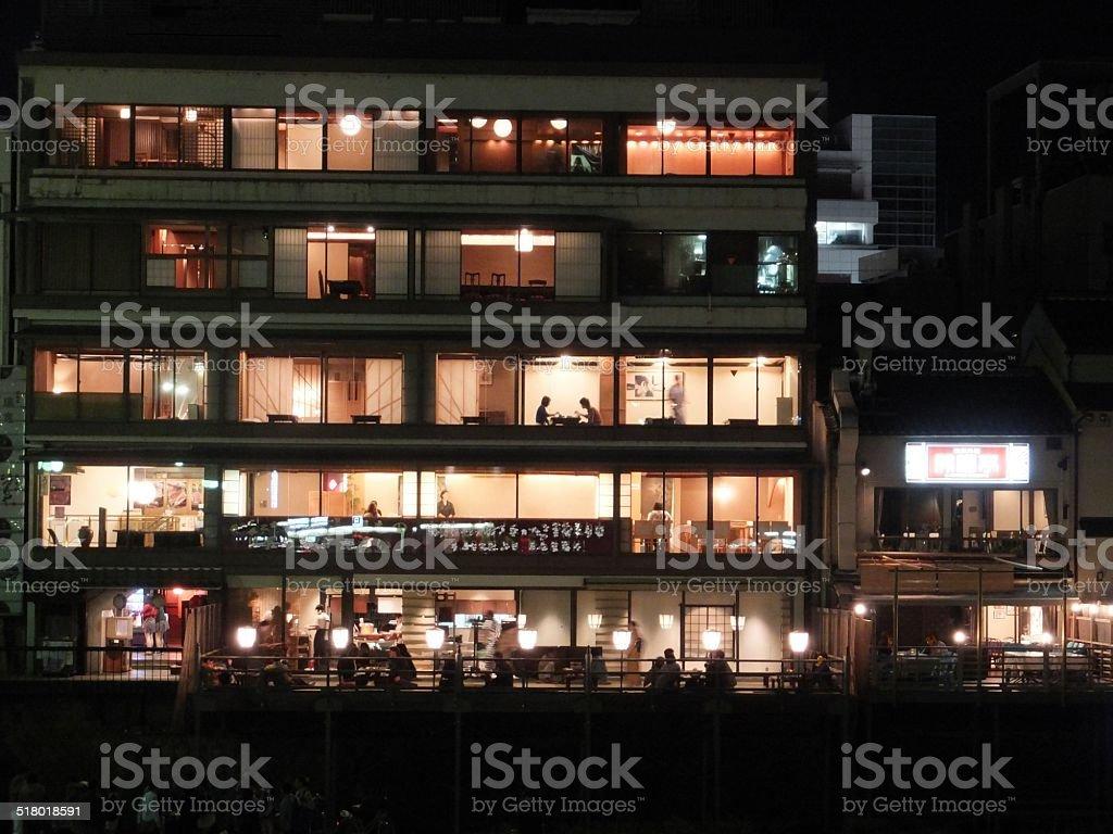 Momentos de la noche foto de stock libre de derechos