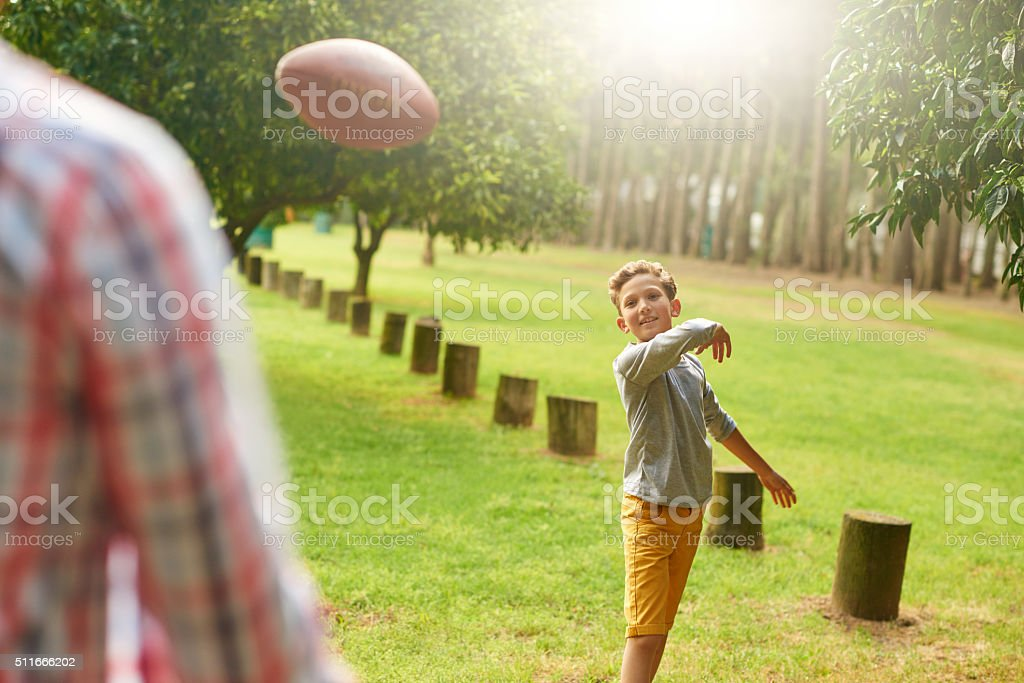 Moments to remember stock photo