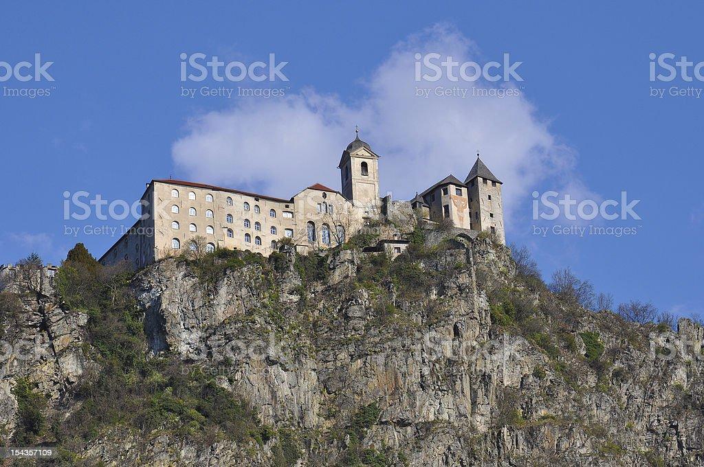 Monastero di Sabbiona - Kloster S?ben royalty-free stock photo