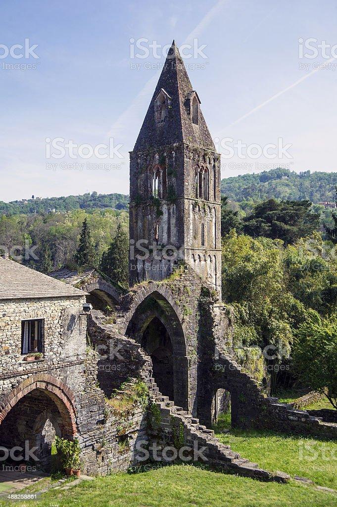 Monastery of Valle Christi royalty-free stock photo
