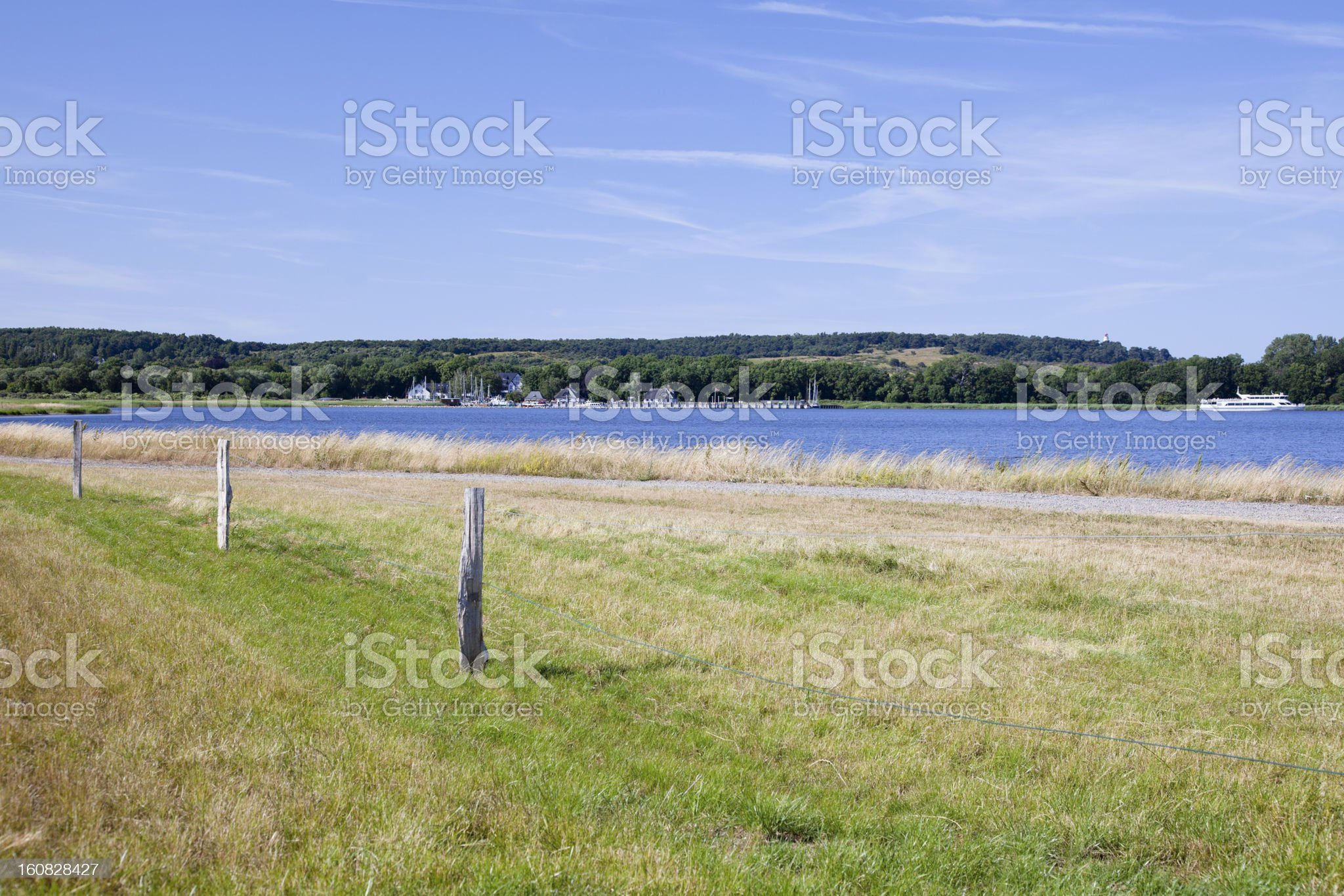Kloster royalty-free stock photo