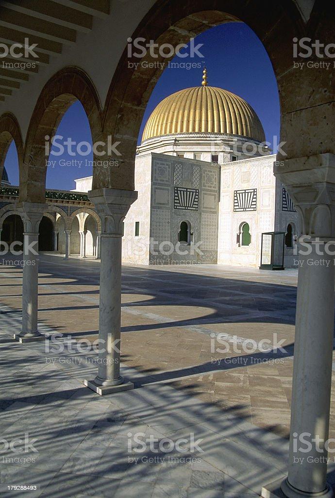 Monastir Mosque royalty-free stock photo