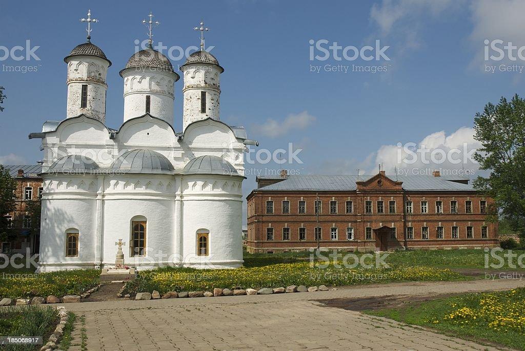Monastère stock photo