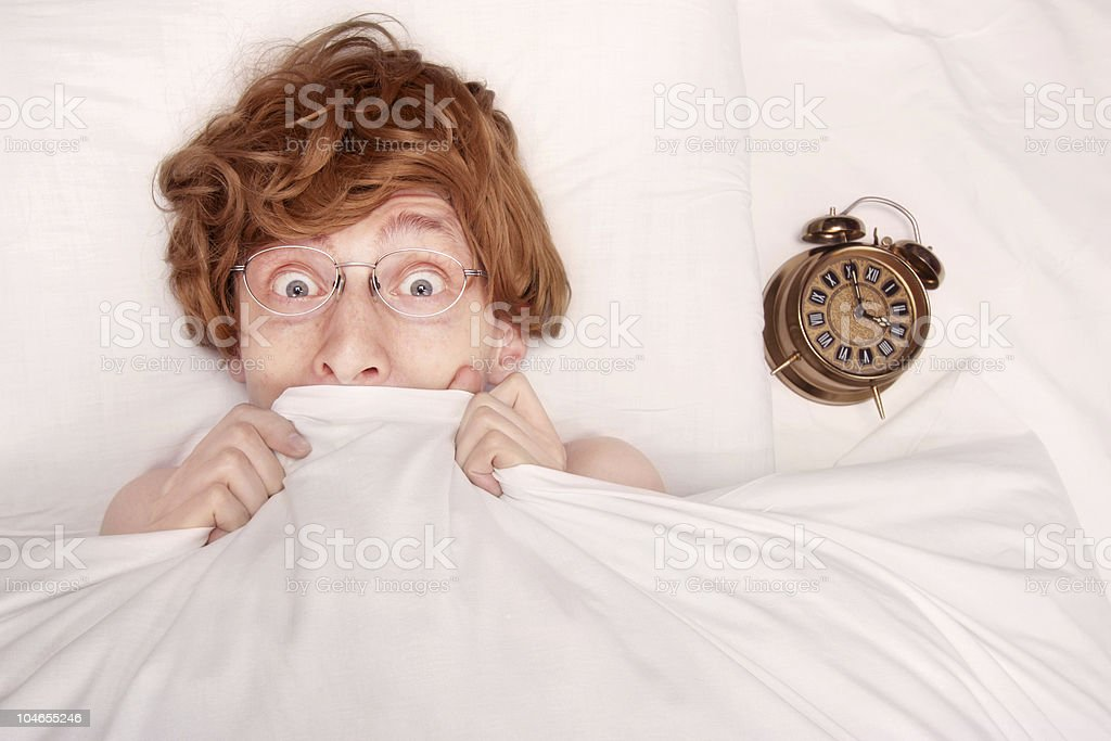 Monday morning stock photo