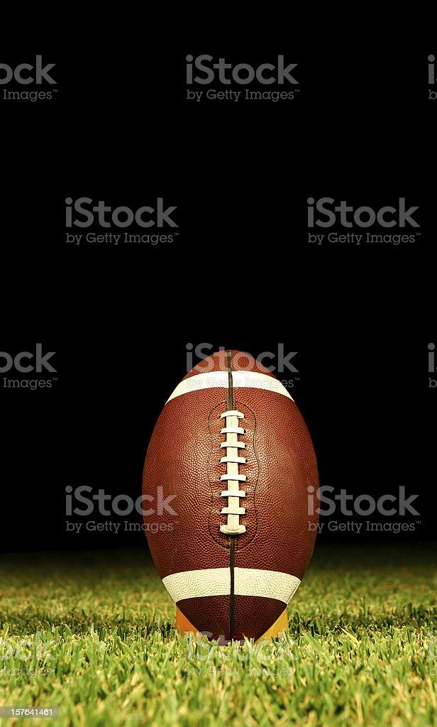 Monday Night Football royalty-free stock photo