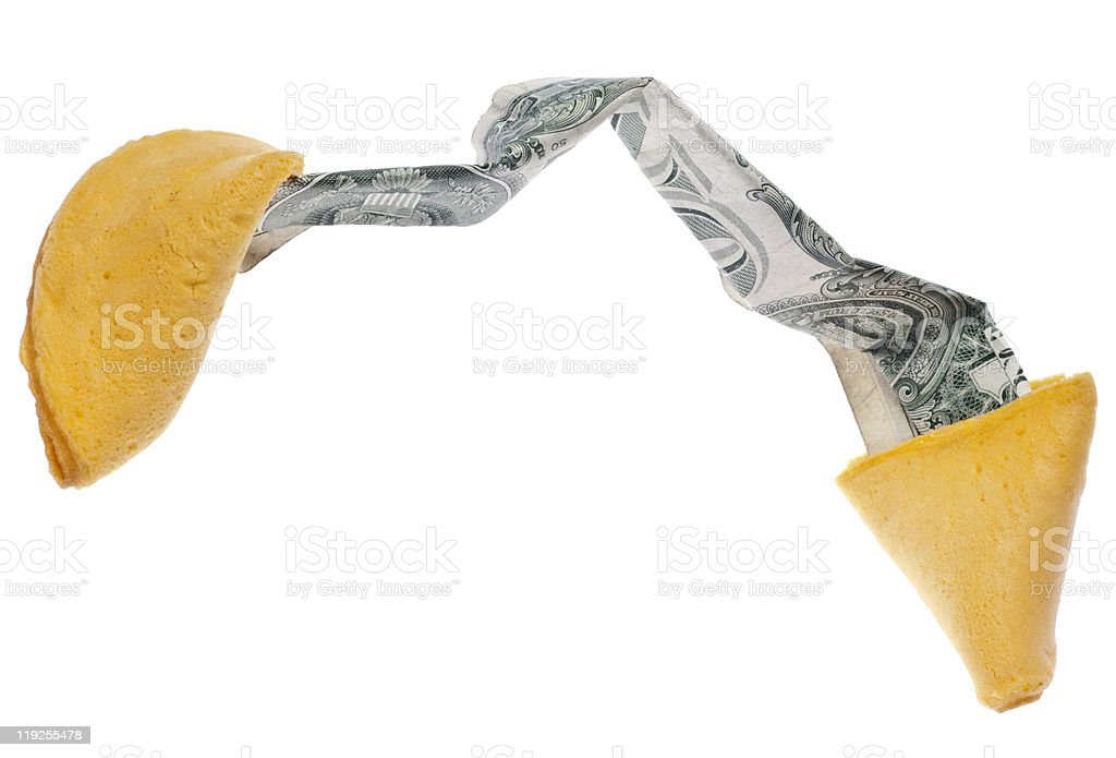 Money and Fortune stock photo