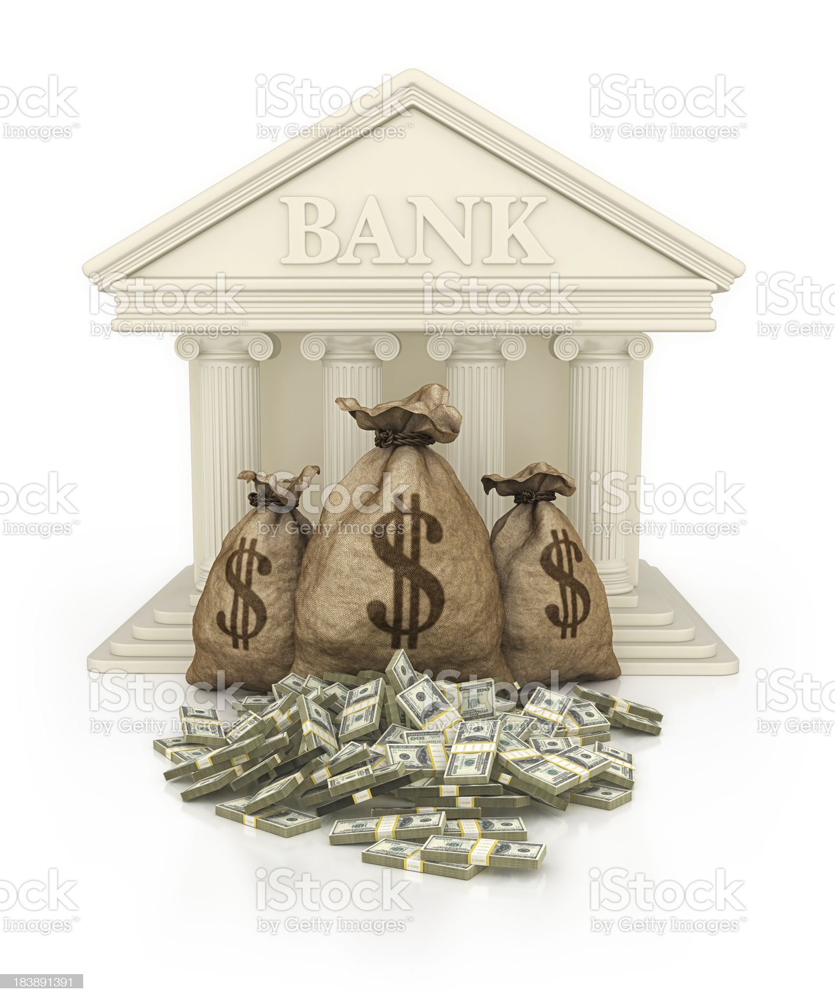 money bank royalty-free stock photo