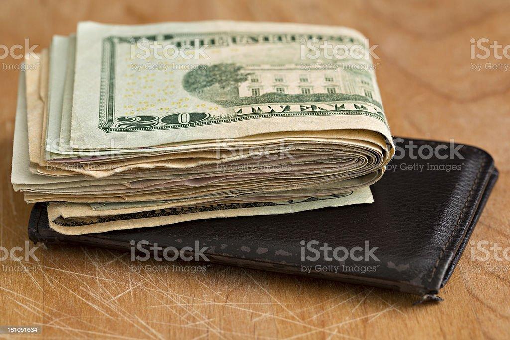 Money Buys Happiness stock photo