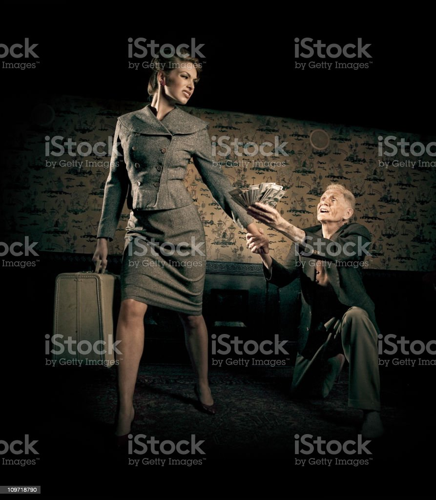 money can't buy love royalty-free stock photo