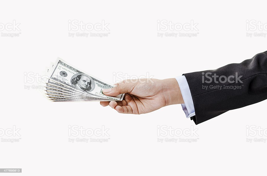 Money concept royalty-free stock photo