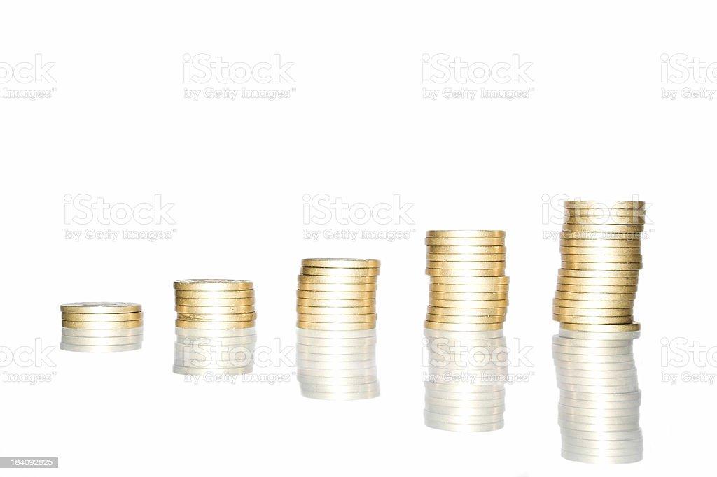 money - earnings stock photo
