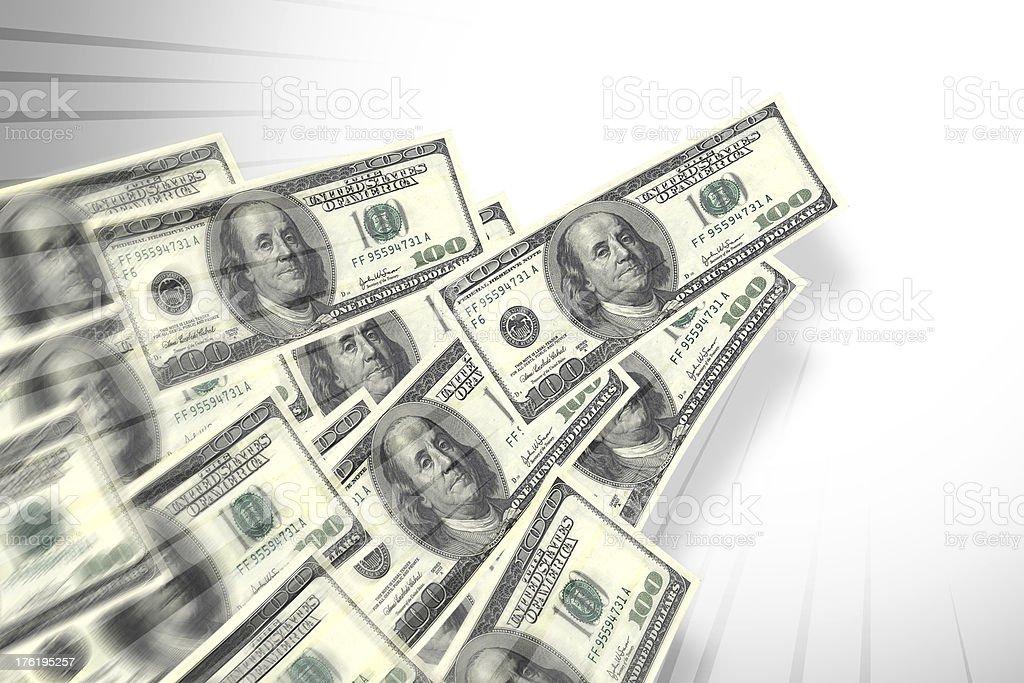 money flow stock photo