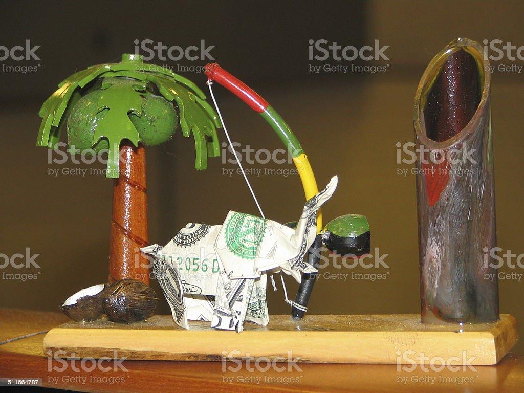 Fondos de jubilación foto de stock libre de derechos