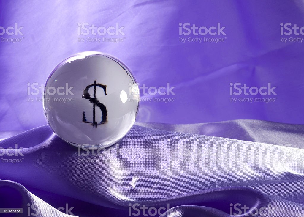 Money in Your Future! royalty-free stock photo