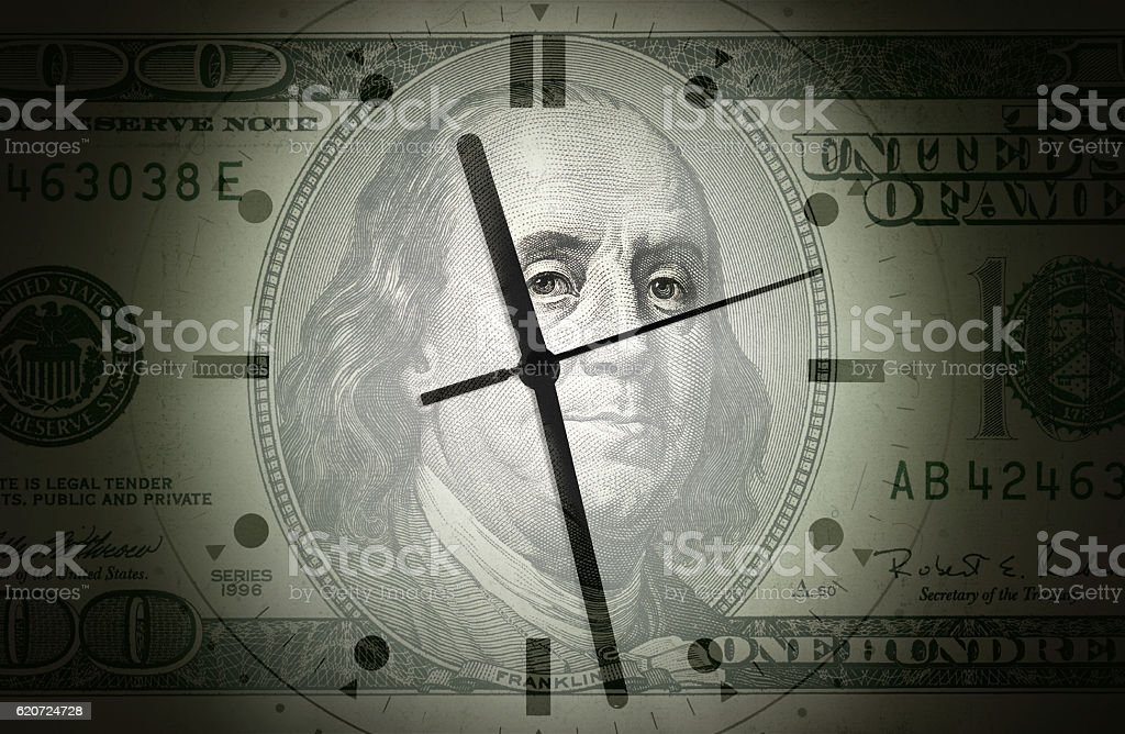 money making business stock photo