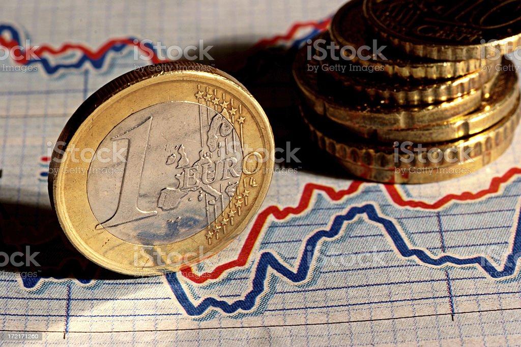 Money Markets royalty-free stock photo