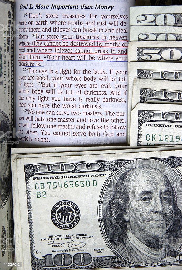 money master stock photo