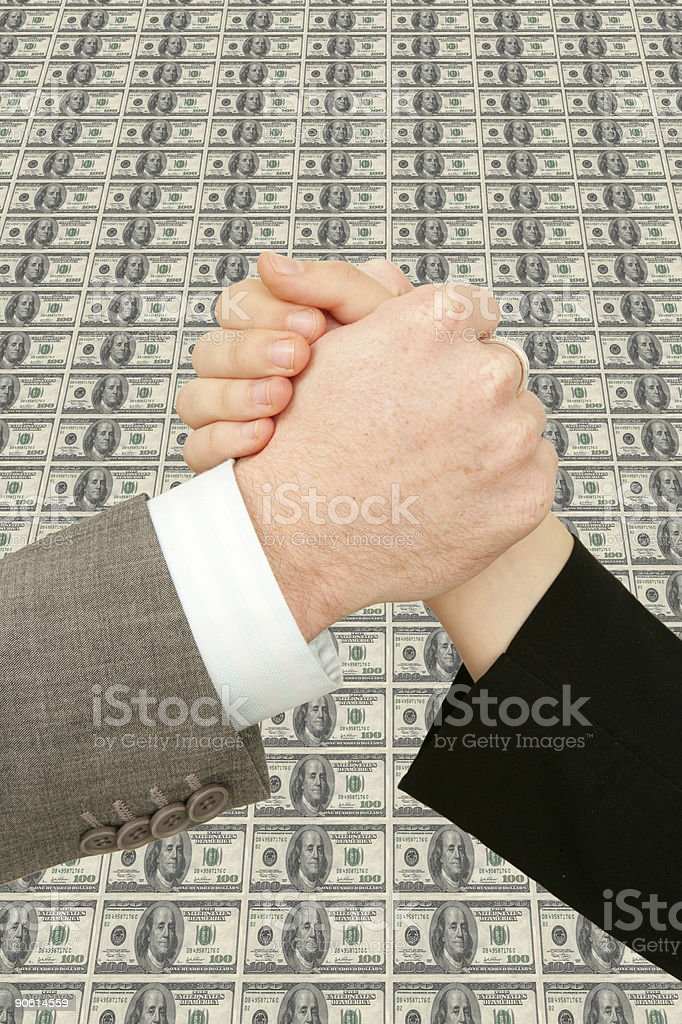 Money Matters royalty-free stock photo