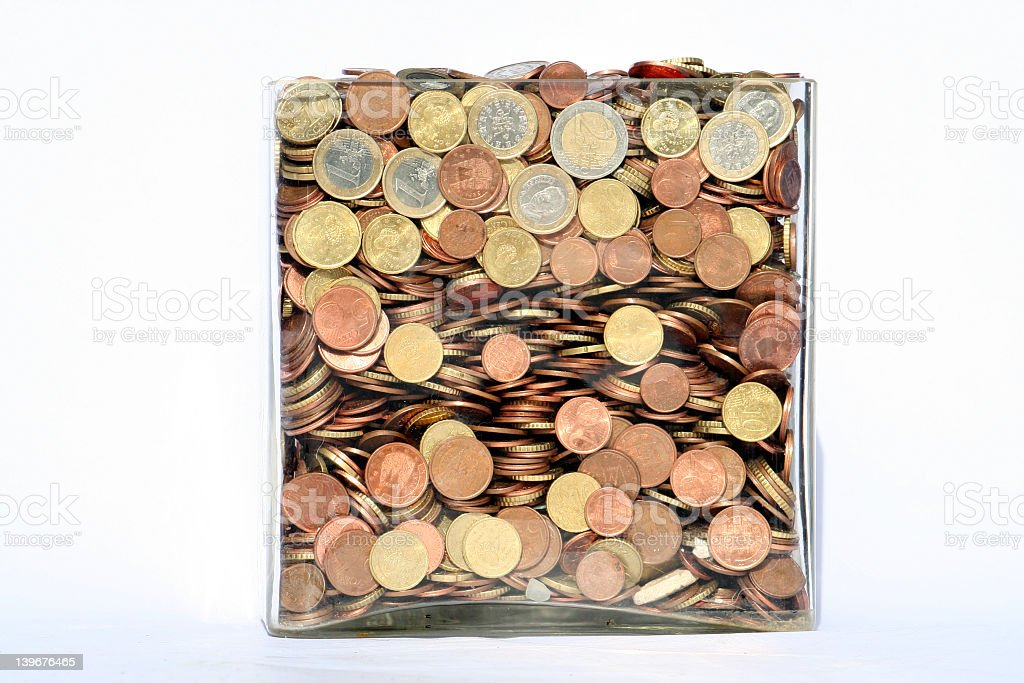 Money money royalty-free stock photo