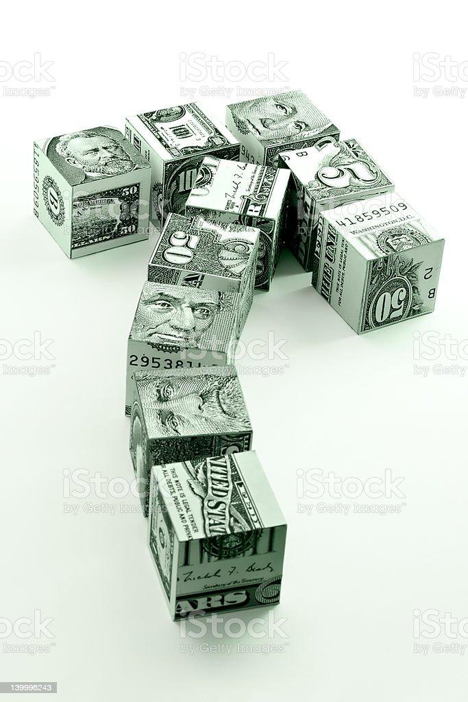 Money movement royalty-free stock photo
