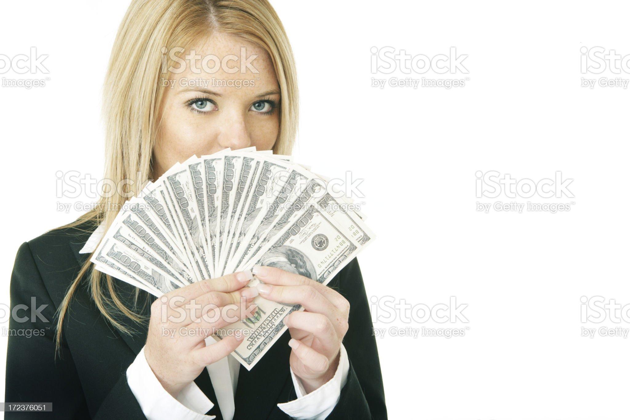 Money! royalty-free stock photo
