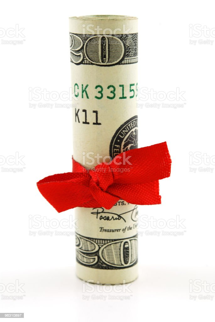 Money reward royalty-free stock photo