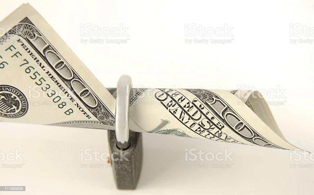 Money Security Series stock photo