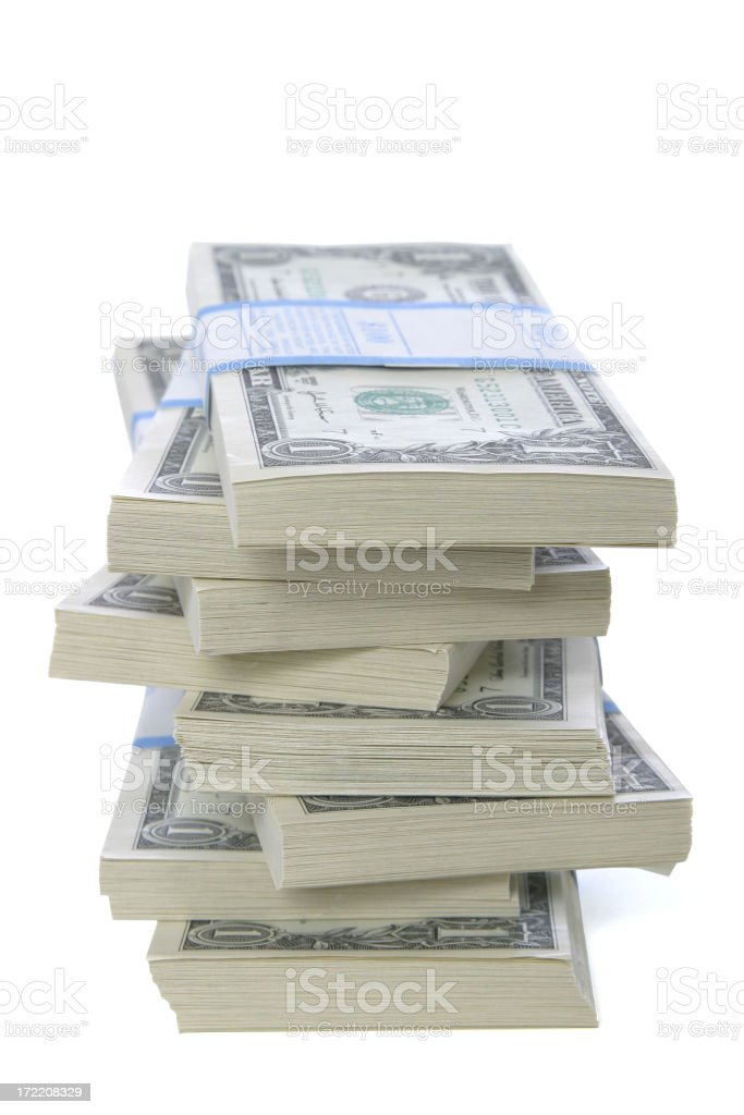 Money Series stock photo