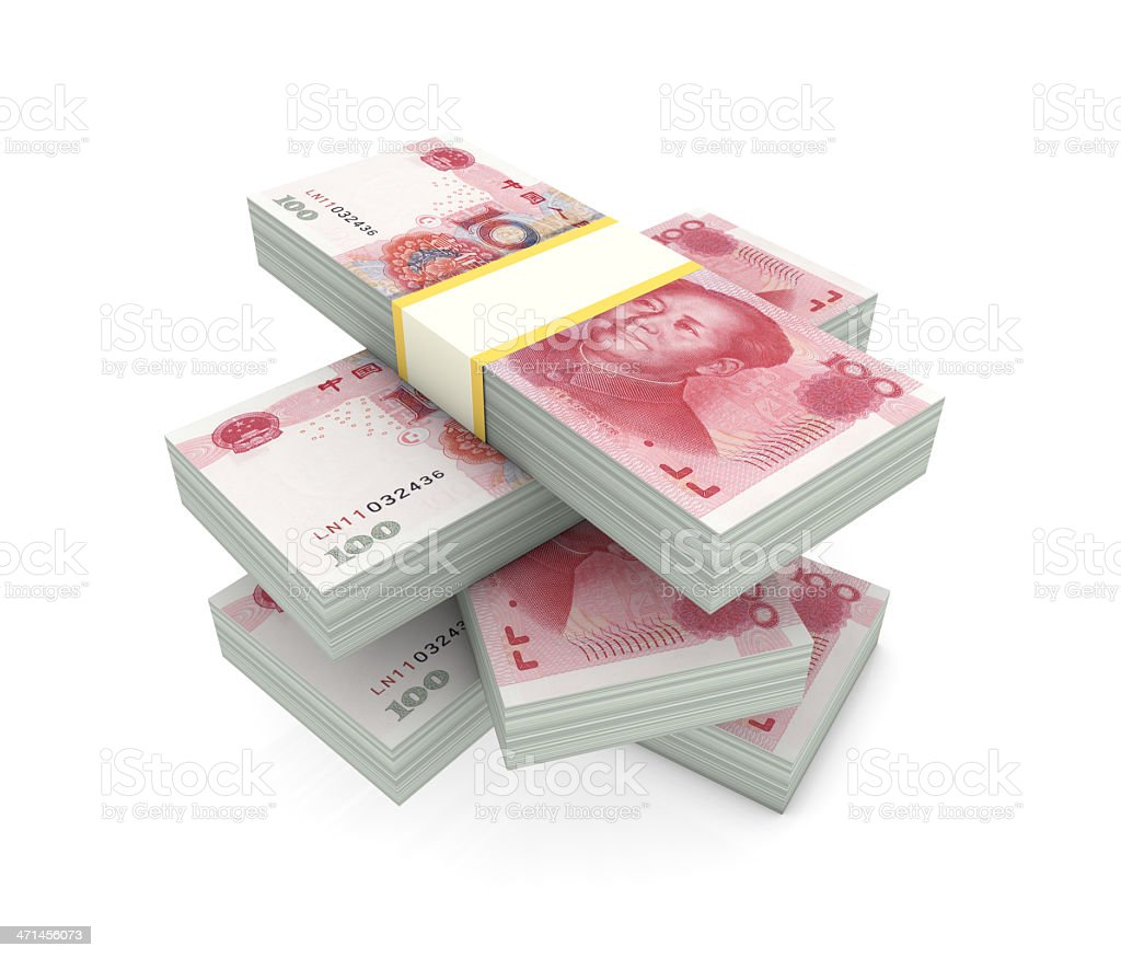 Money Stack royalty-free stock photo