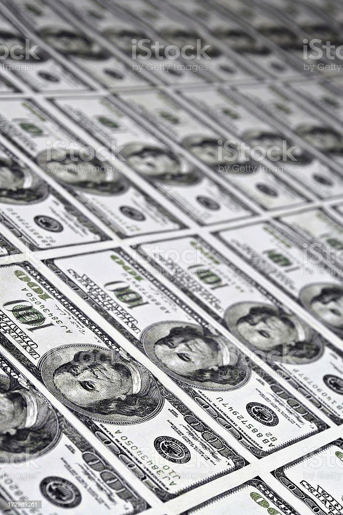 Money Supply stock photo