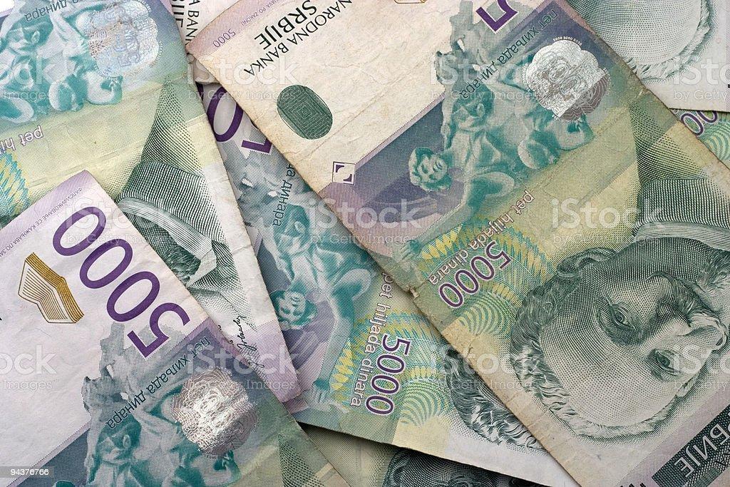 money texture stock photo