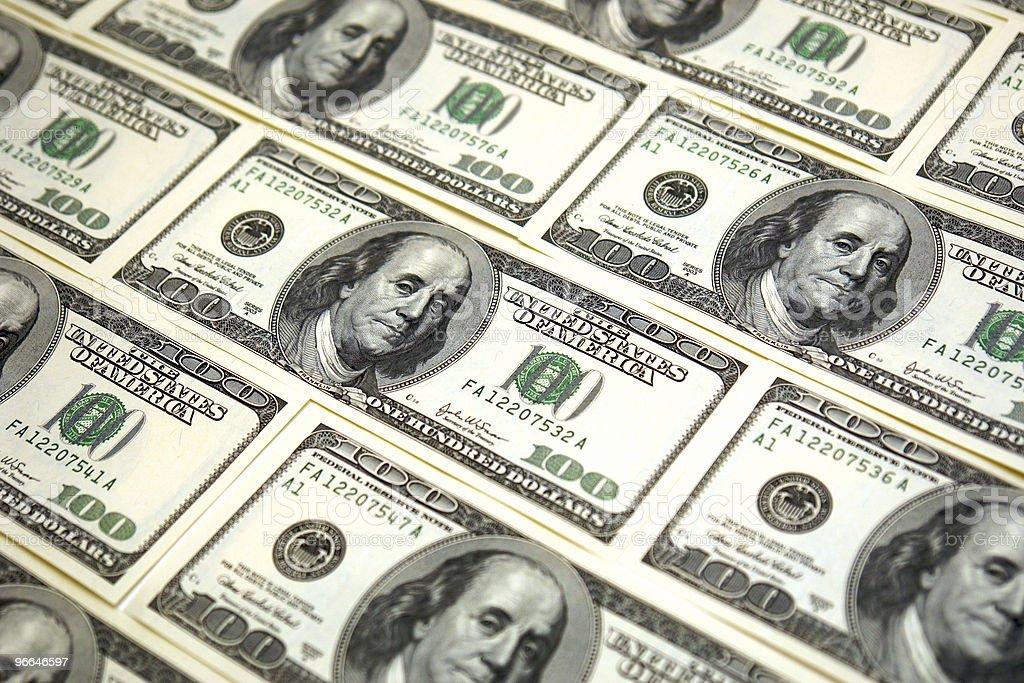 money wallpaper royalty-free stock photo