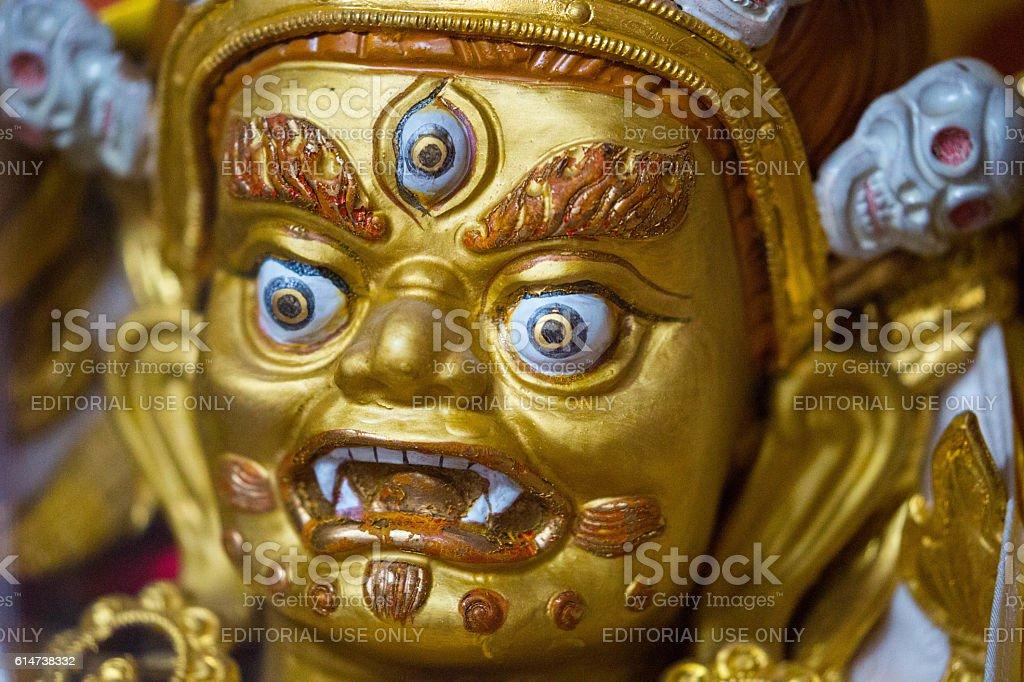 Mongolia: Choir Monastery stock photo