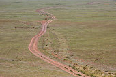 Mongolia: Dirt Roads