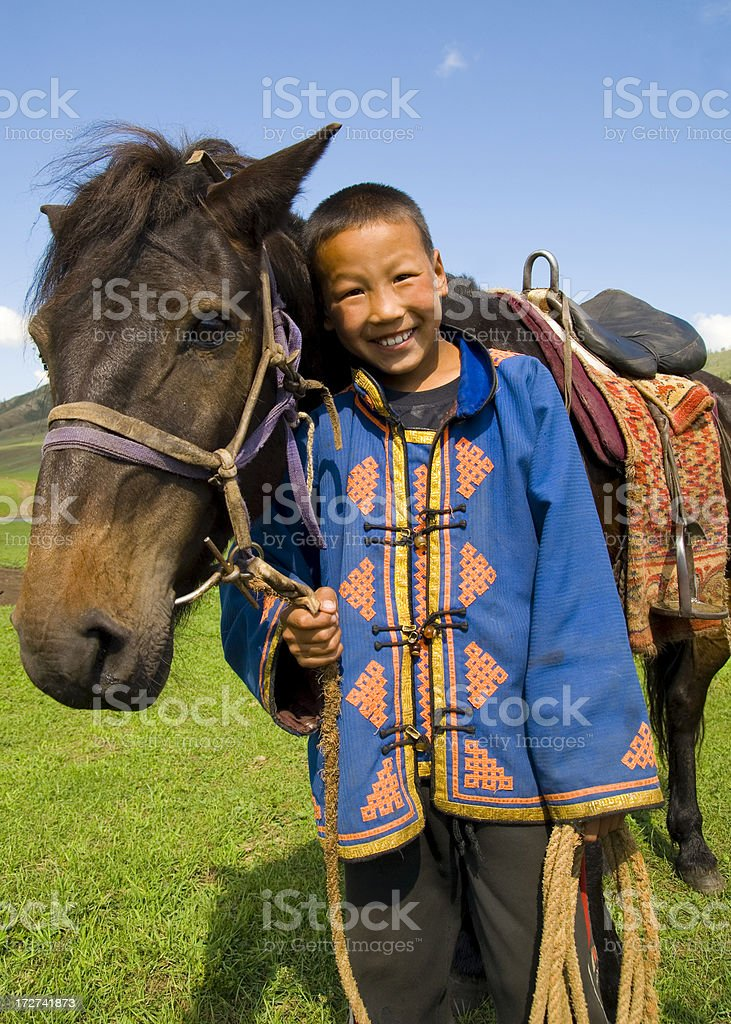 Mongolia royalty-free stock photo