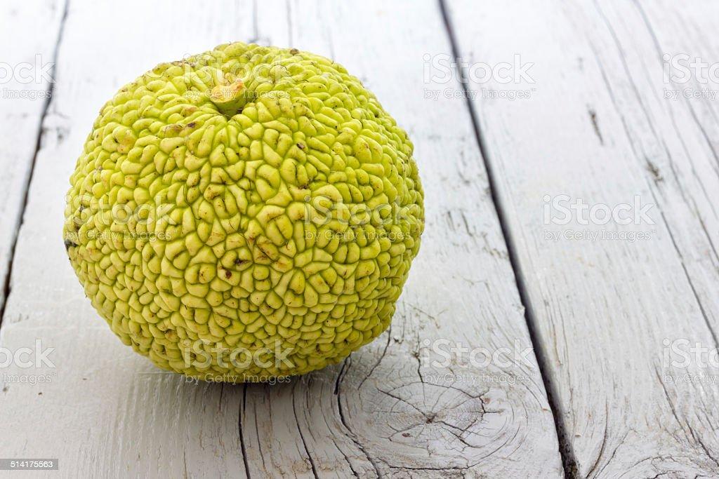 Monkey brain fruit stock photo