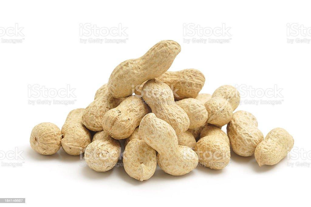 Monkey Nuts stock photo