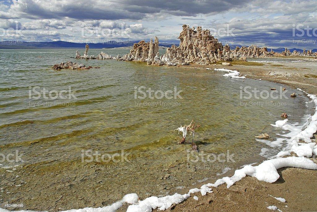 Mono Lake, California, USA stock photo
