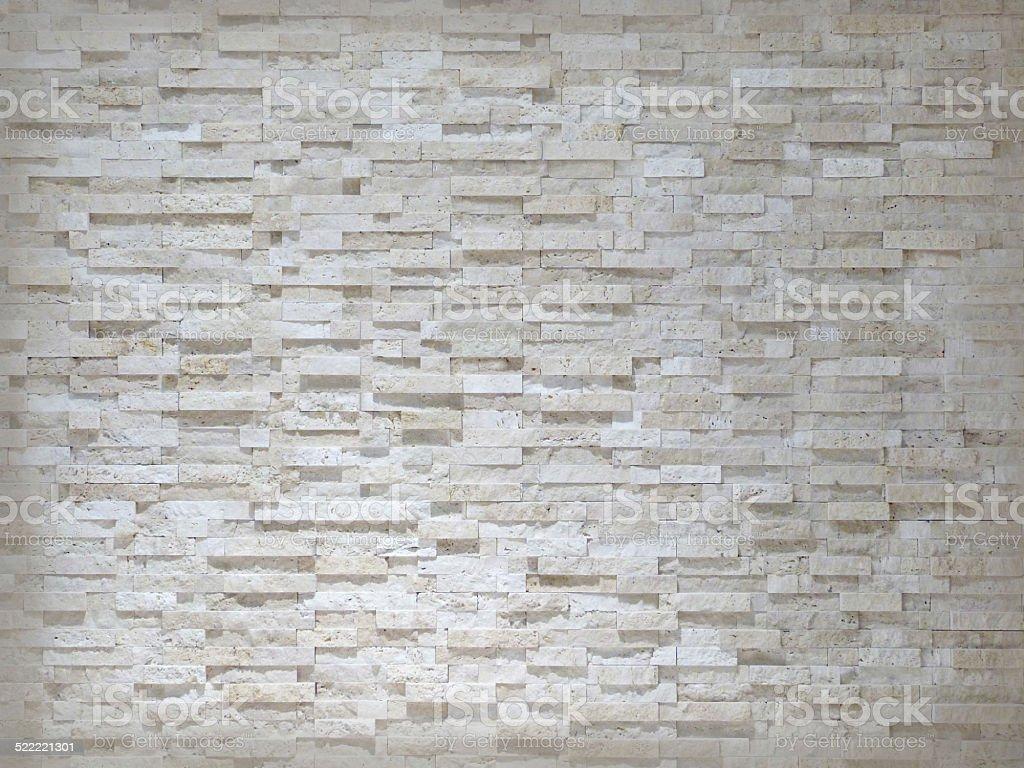 Monochrome Brick Pattern Background stock photo