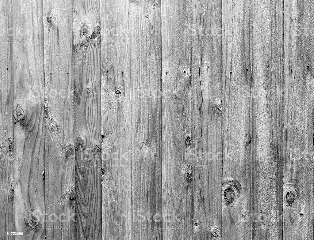 Monochrome wooden panels background stock photo