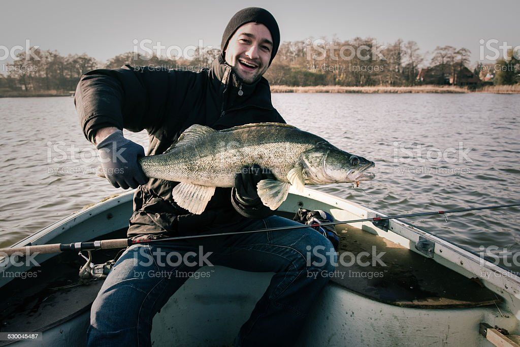 Monsterfish stock photo