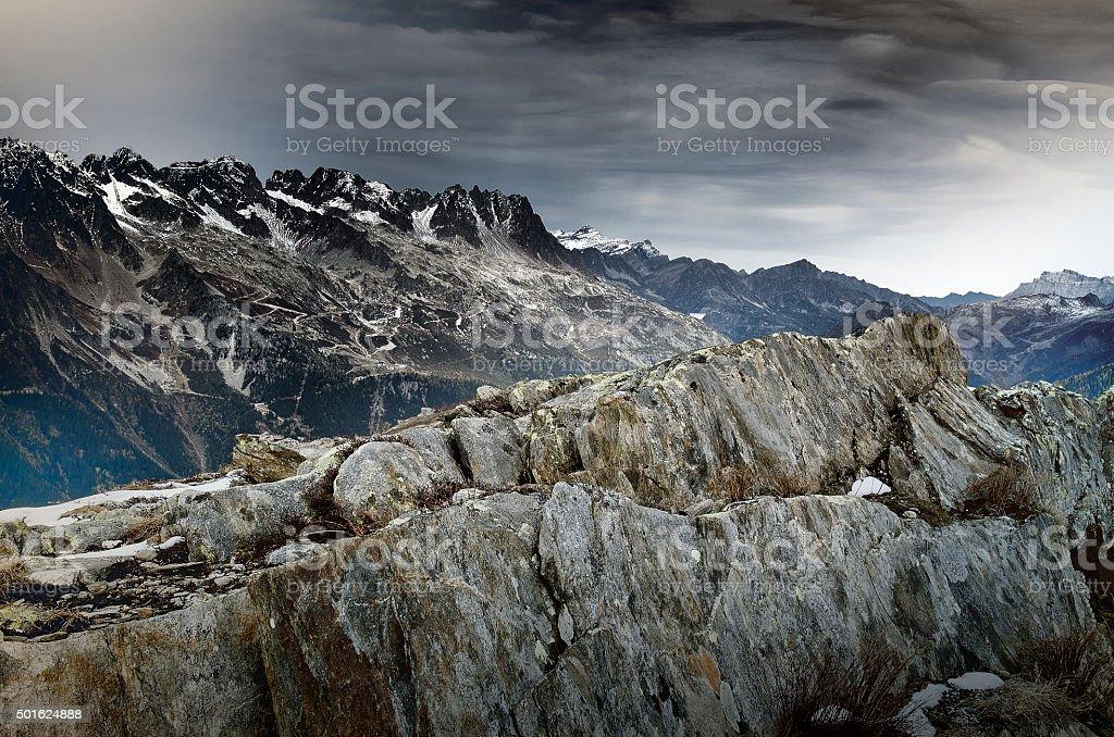 Mont Blanc (23 stock photo