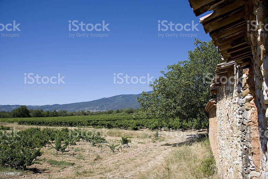 Mont Ventoux royalty-free stock photo