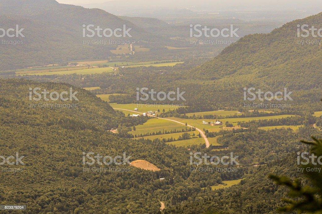 Montagne stock photo