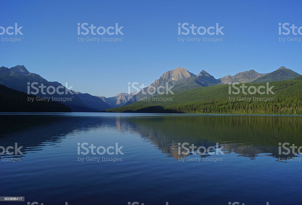 Montana Gem stock photo