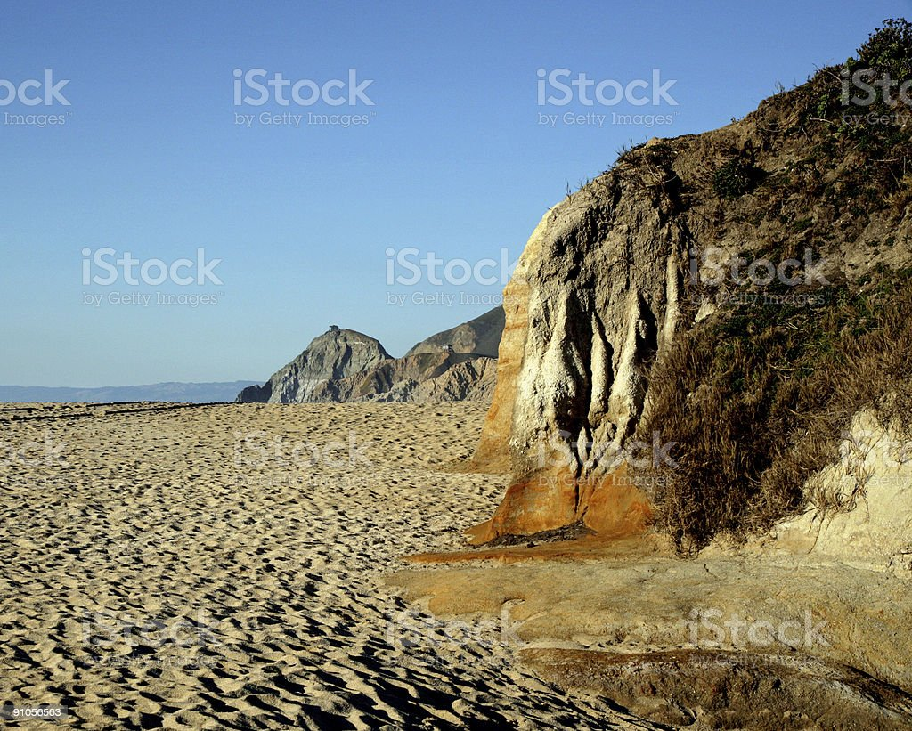 Montara royalty-free stock photo