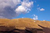 Monte Baldo in Autumn - Italian Alps