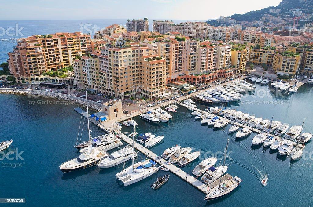 Monte Carlo, Monaco royalty-free stock photo